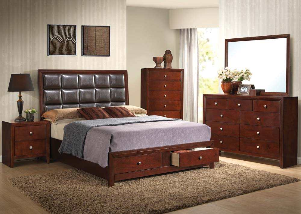 Ilana set stage design for Stages bedroom collection