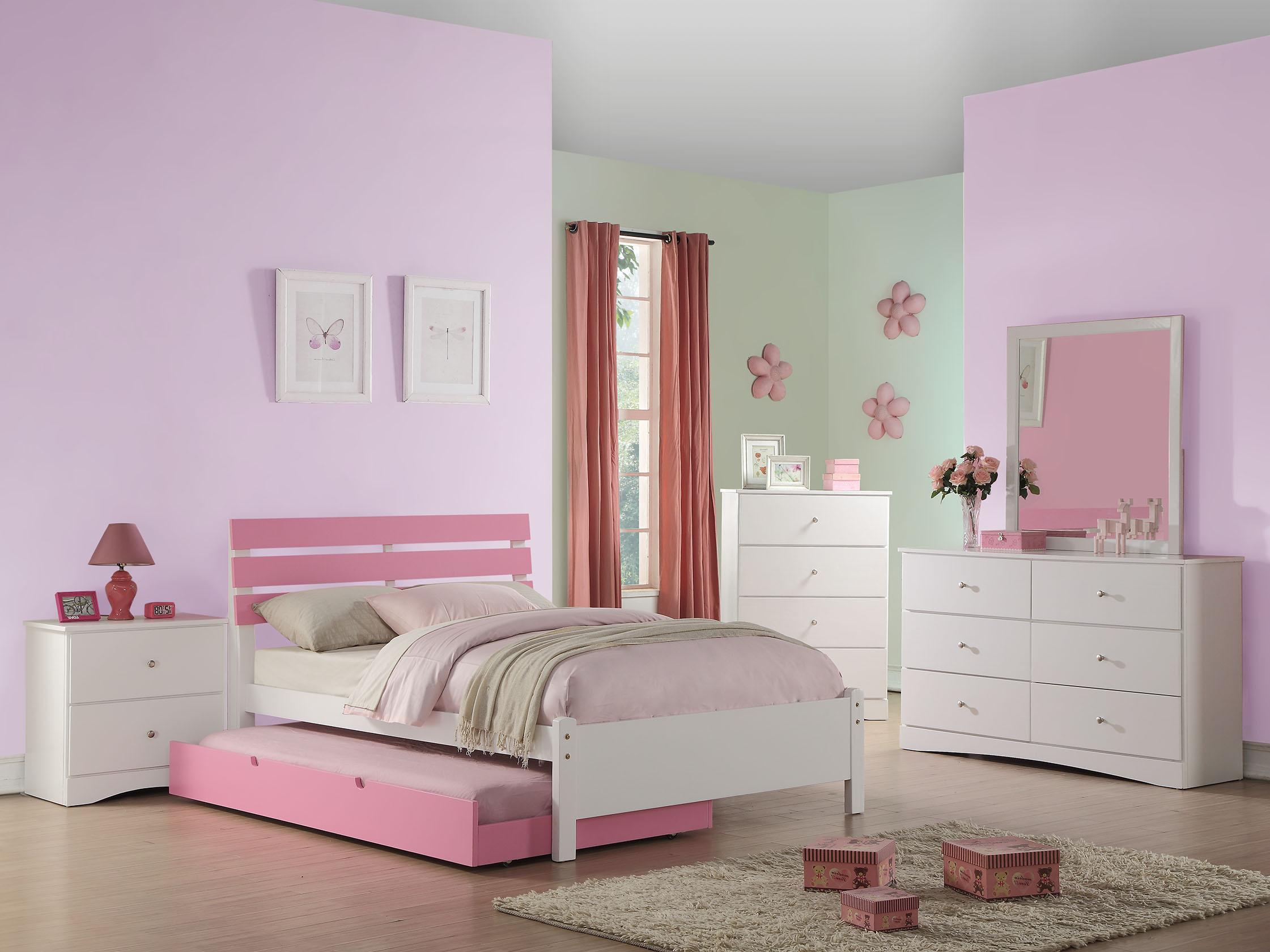 Angel Bedroom Set Stage Design
