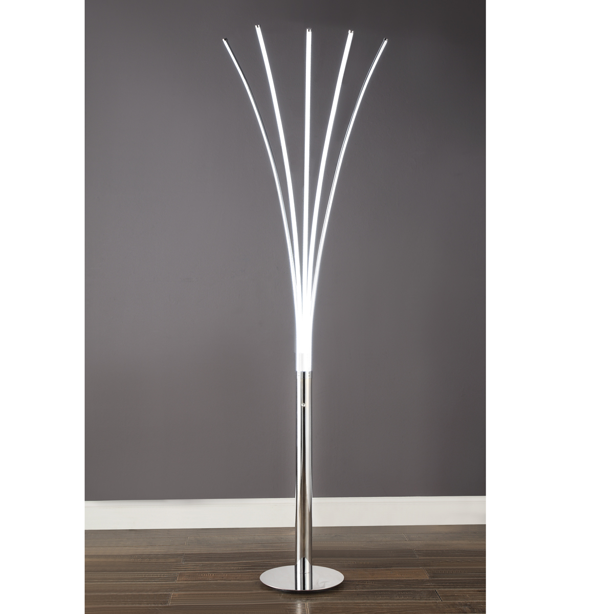 Lluvia Led Floor Lamp Stage Design
