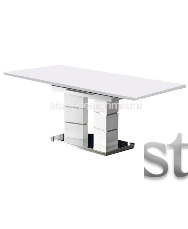 bdt-001 white table