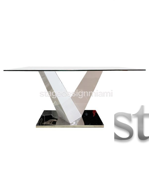 1307 DINING TABLE STANZA 02