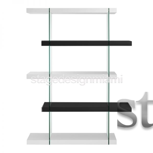 stanza shelf blk